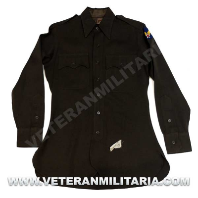 Shirt Officer USAAF Original