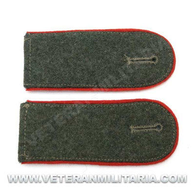 Artillery EM Shoulder Boards M40