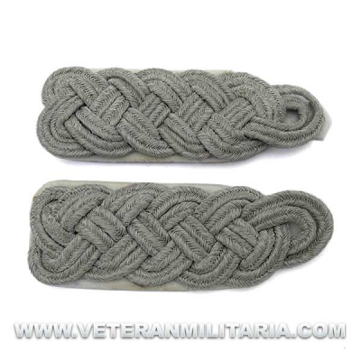 German Senior Officer Shoulder Boards Wehrmacht,