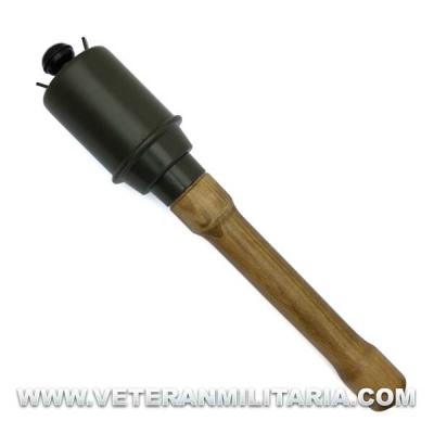 German M43 Stick Grenade – Wood