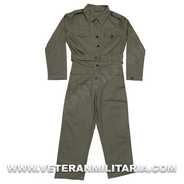 HBT Nurse Coverall 1st model