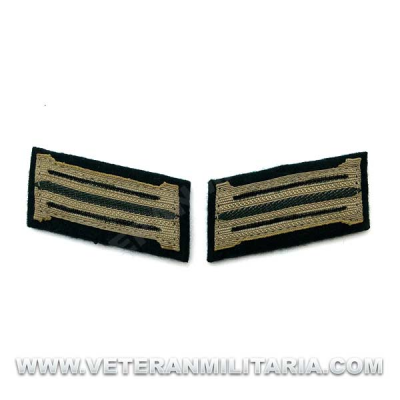 Sappers Collar Patches