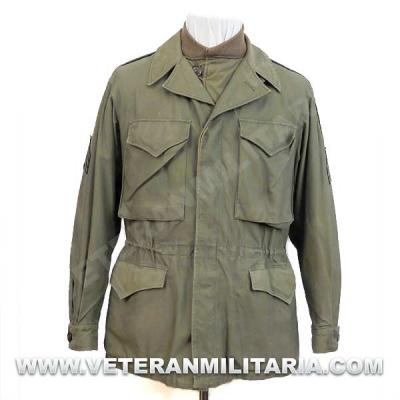 Jacket M-1943 with Jacket Field Pile Original