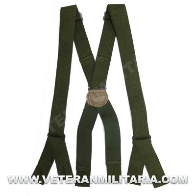 Suspenders, Trousers, OD (Model 2)