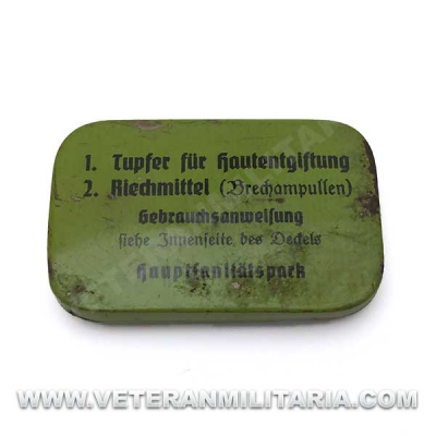 Original German Decontamination Kit