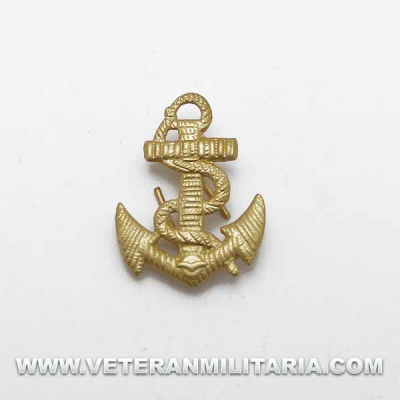 "Anchor for Calot, Marine Corps ""La Nueve"""