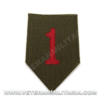 U.S. 1st Division insignia