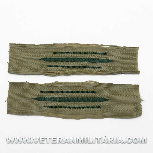 Collar Patches Universal