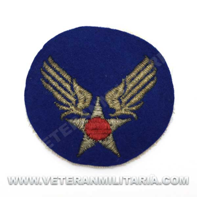 Patch Army Air Force (Gold Bullion) Original