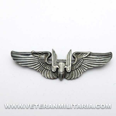 Aerial Gunner Badge Original