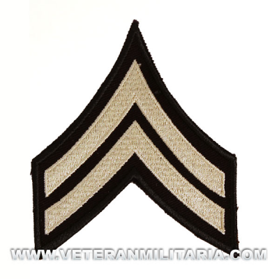 US Corporal Chevron