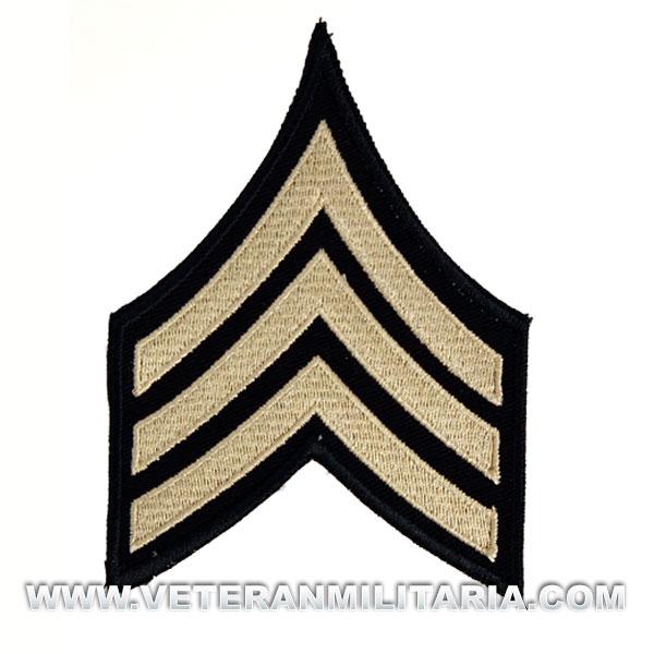 Galón Sargento - US Sergeant