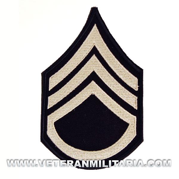 Galón Sargento de Segunda Clase -US Staff Sergeant