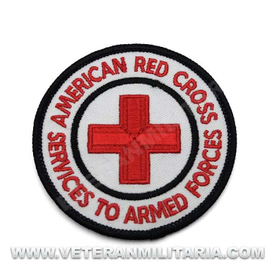 Patch American Red Cross Services To Armed Forced