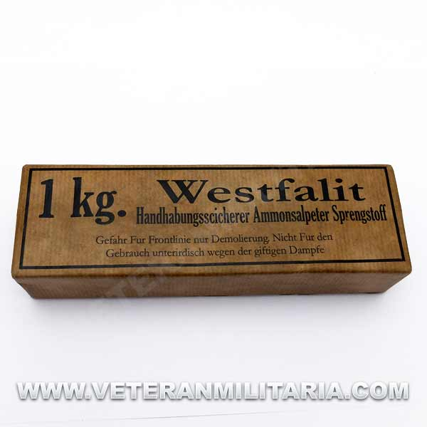 Reproduction of Westfalit 1kg