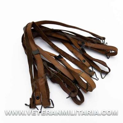 Leather Chinstrap Original Postwar