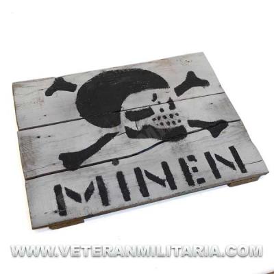 Minen Poster