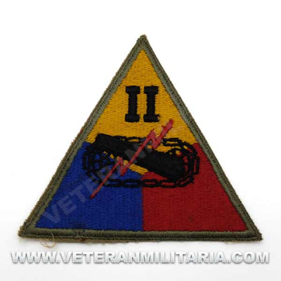 Patch, IIth Armored Division Original