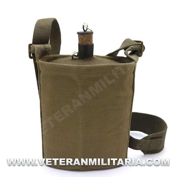 British 37 Pattern Canteen and Carrier