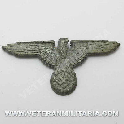 German Waffen SS Cap Eagle Original