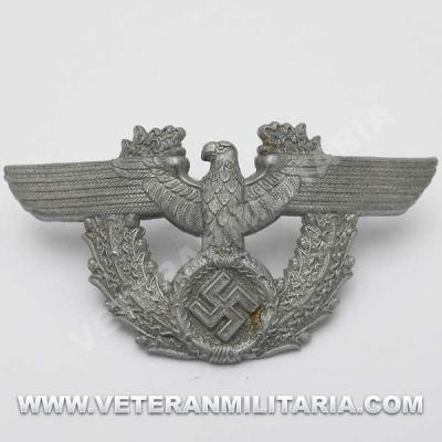 Police Shako Eagle Original