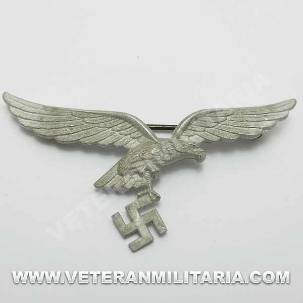 Luftwaffe Officers Breast Eagle Original