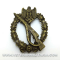 Army Infantry Assault Badge in bronze (Antique Finish)