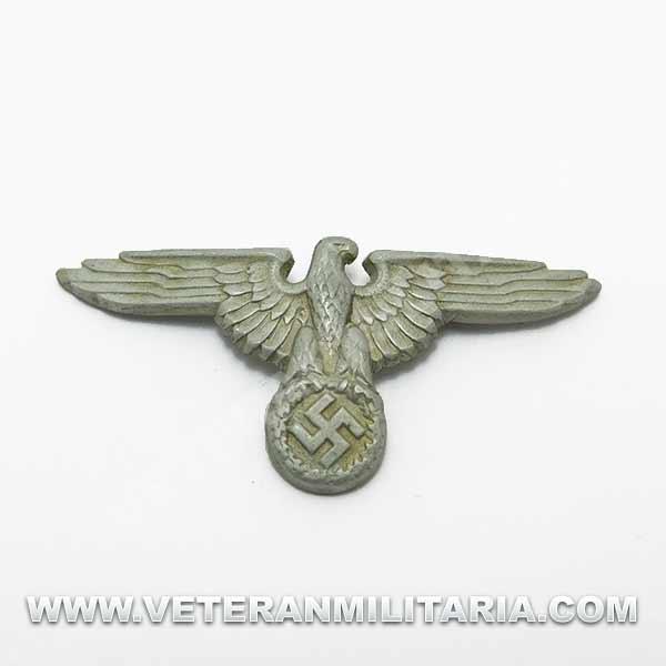 Waffen SS cap eagle (Antique Finish)