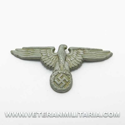 Waffen SS cap eagle (Antique Finish)