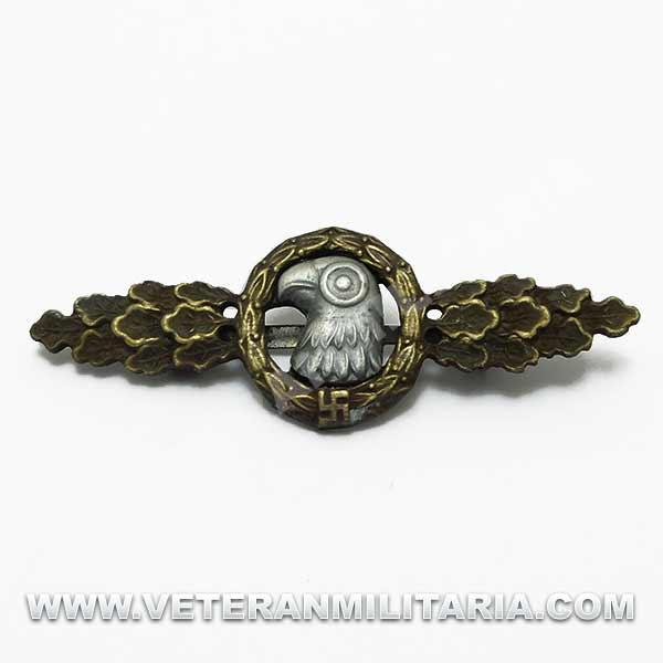 Reconnaissance Clasp in Bronze (Antique Finish)