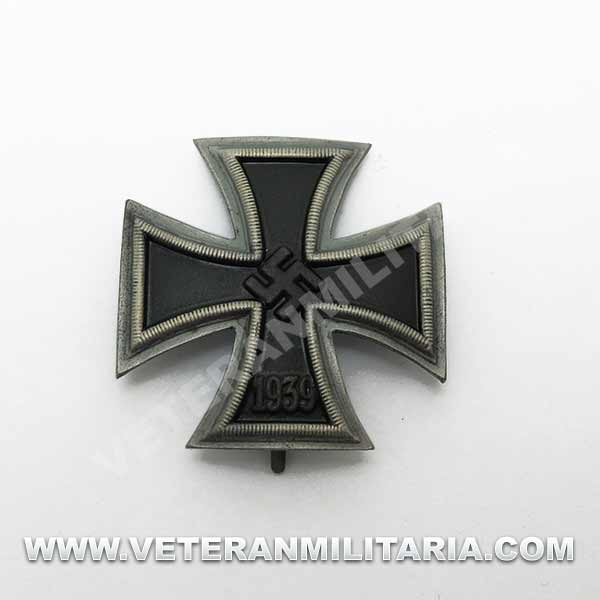 1939 Iron Cross 1st Class (Antique Finish)