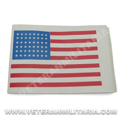 Armband 48 Star US Flag
