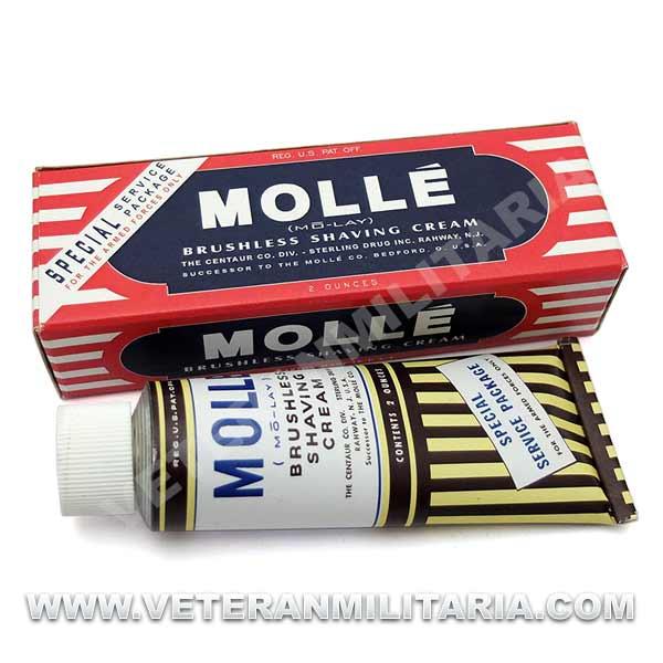 Brushless Shaving Cream MOLLE