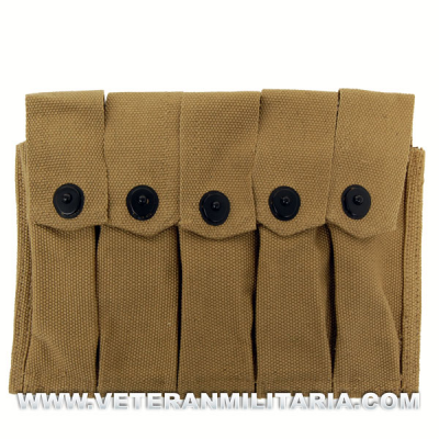 Thompson magazine pouch 5 x 20