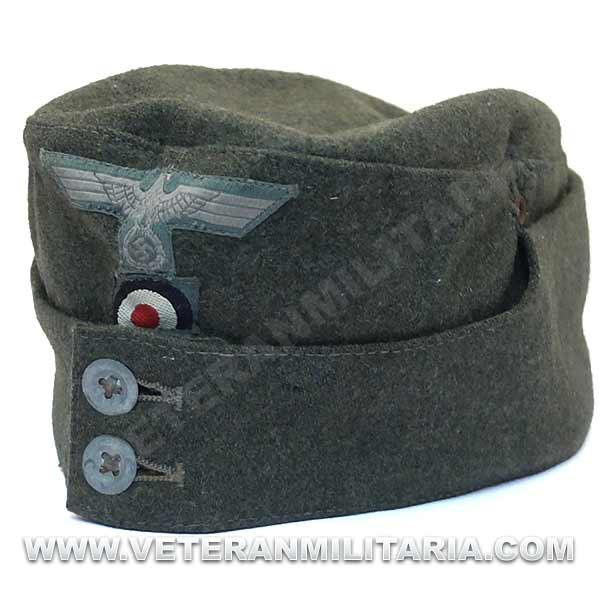 German Cap Feldmütze M42 Original