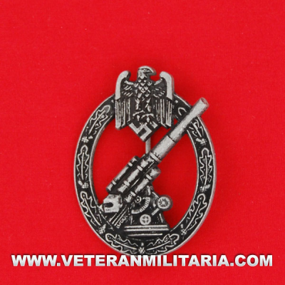 Army Anti-Aircraft Badge