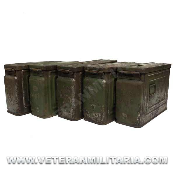 Original US 30 Cal Ammo Box SF Ltd