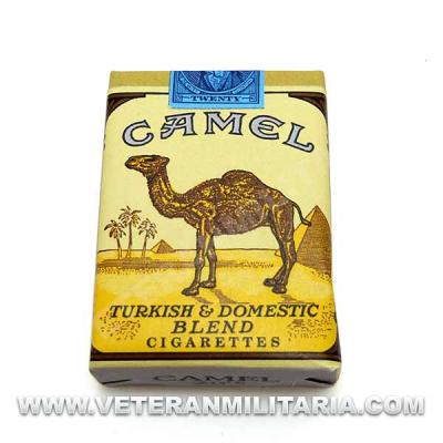 Dummy Cigarette Pack Camel