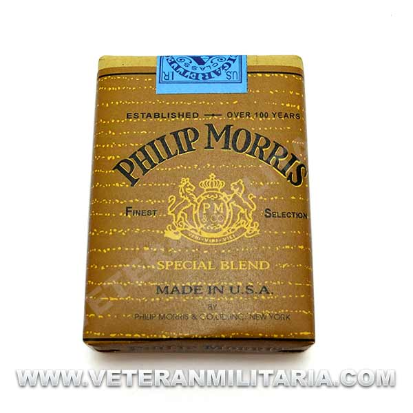 Dummy Cigarette Pack Philip Morris
