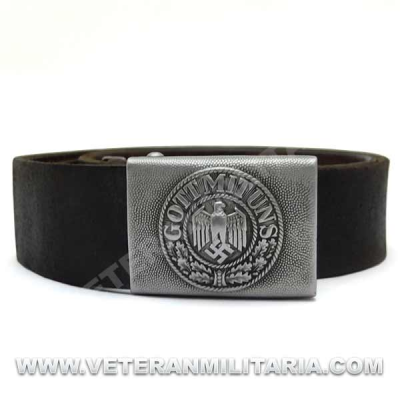 WH Original Buckle Belt