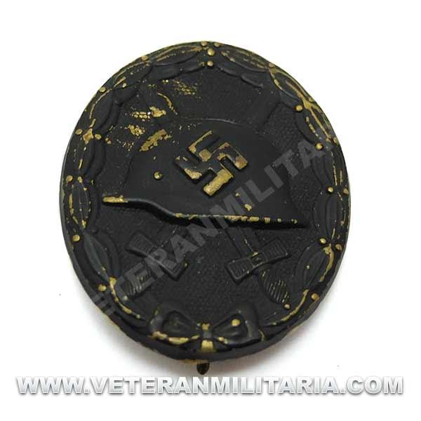 Wound Badge in Black Original