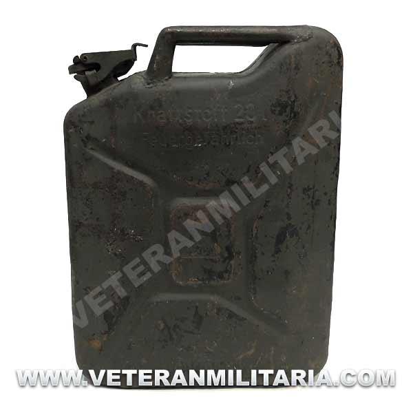 German Jerrycan 20 liter 1942 Original
