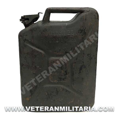 German Jerrycan 20 liter 1942 Original