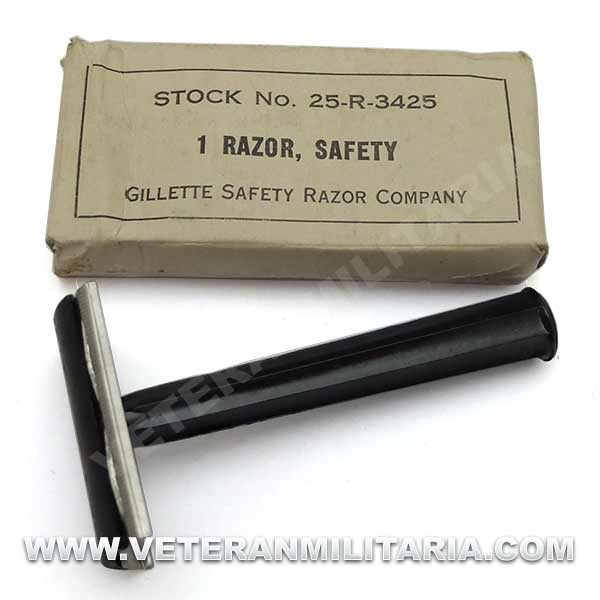 Razor Safety US Army Original