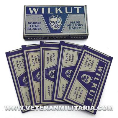 Wilkut Original Razor Blades