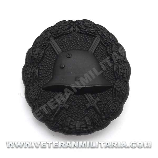 Wound Badge in Black WWI