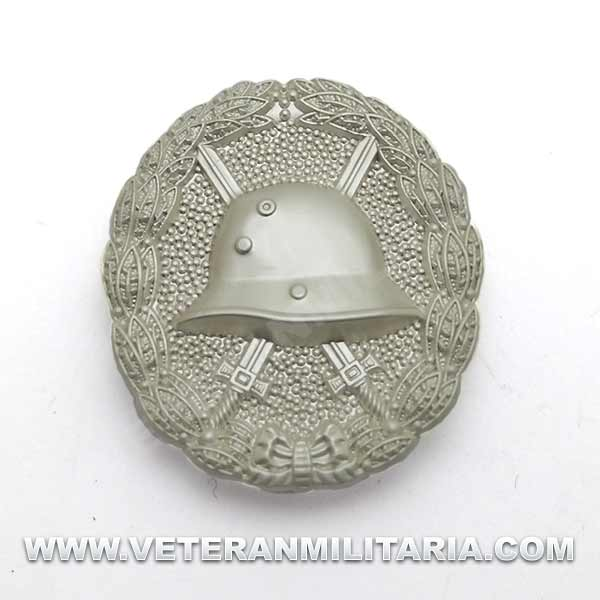 Wound Badge in Silver WWI