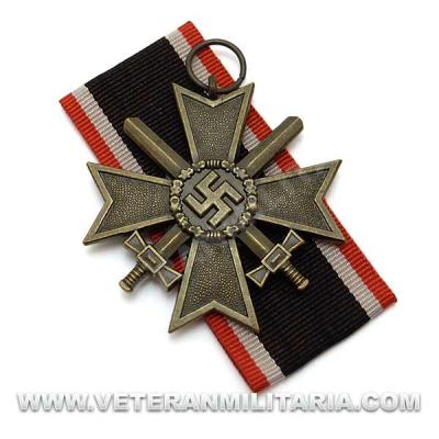 Knights Cross of the War Merit Cross with Swords