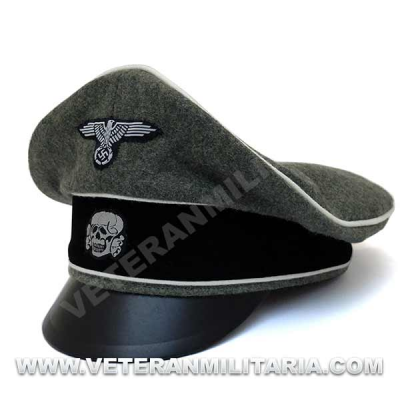 Visor Cap Officers M34 Alter Art Waffen SS