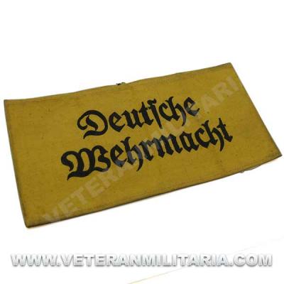 Deutsche Wehrmacht Armband Original